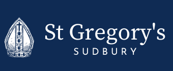 St.Gregory's Sudbury Logo